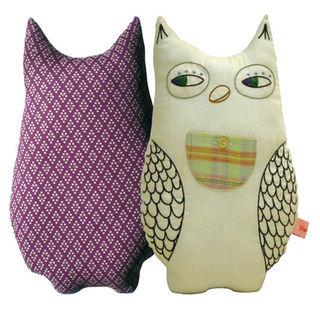 Zid Zid Animal Cushions, $38